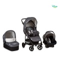 Hauck Rapid 4X Plus Trio Set 2020 Mickey Cool Vibes kočík grey