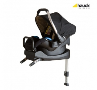 Hauck Comfort Fix Set ( + Isofix Base ) 2020 black