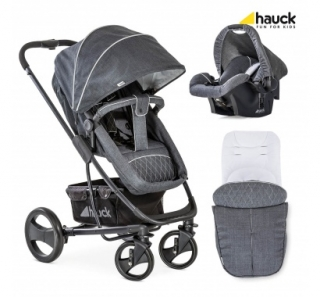 Hauck Pacific 4 Shop N Drive Set 2020 kočík