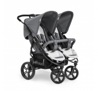 Hauck Roadster Duo SLX 2020 kočík grey